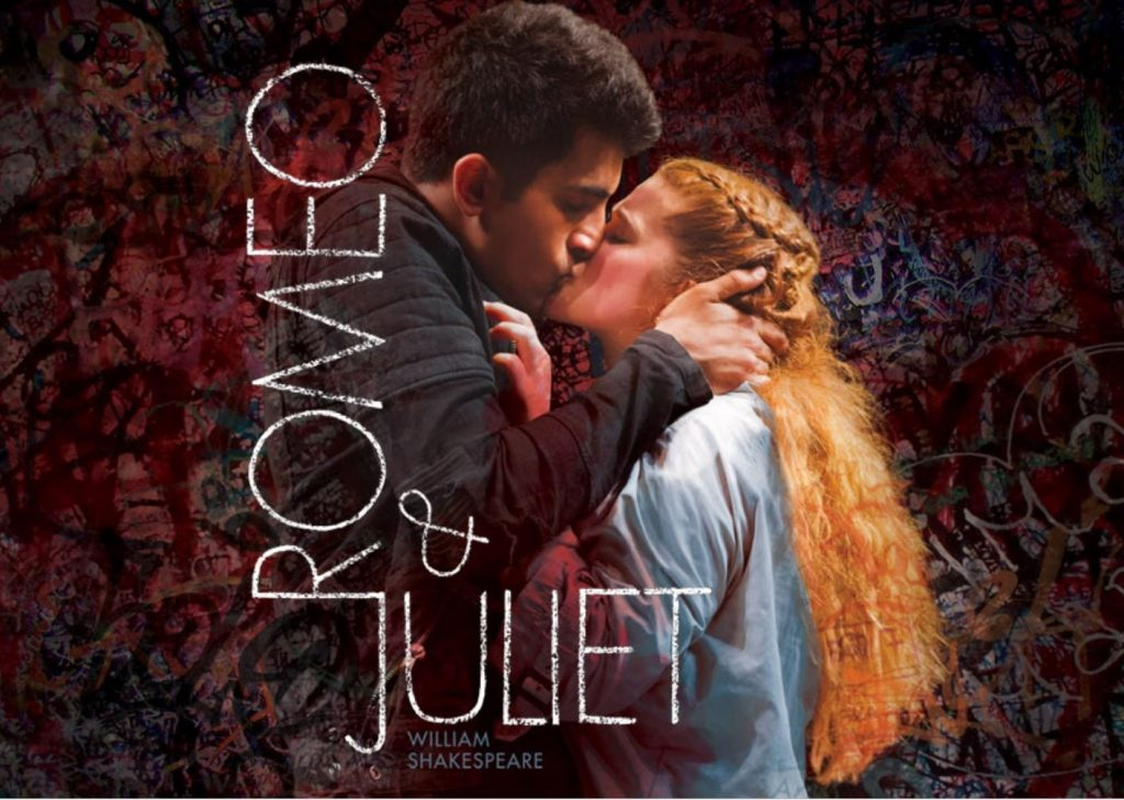 RSC Romeo and Juliet at Blackpool Grand Theatre