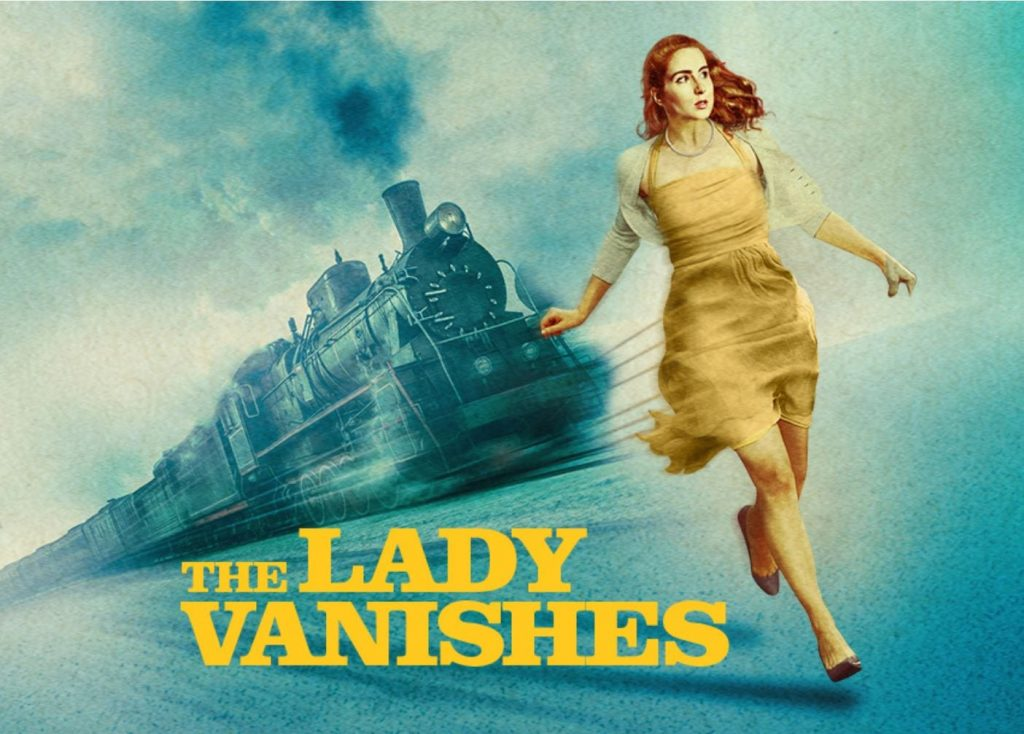 The Lady Vanishes at Blackpool Grand Theatre