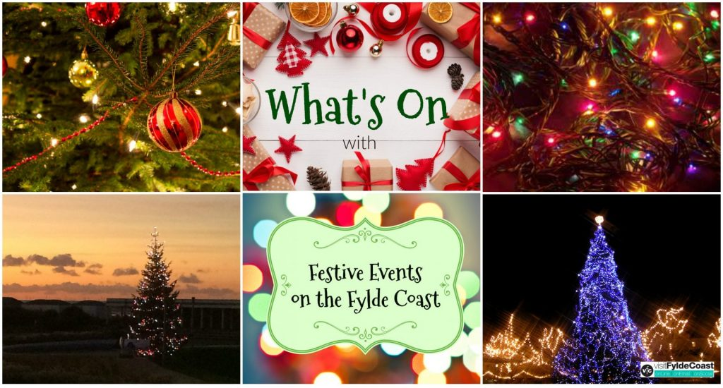 Festive Fylde Coast Switch On Events