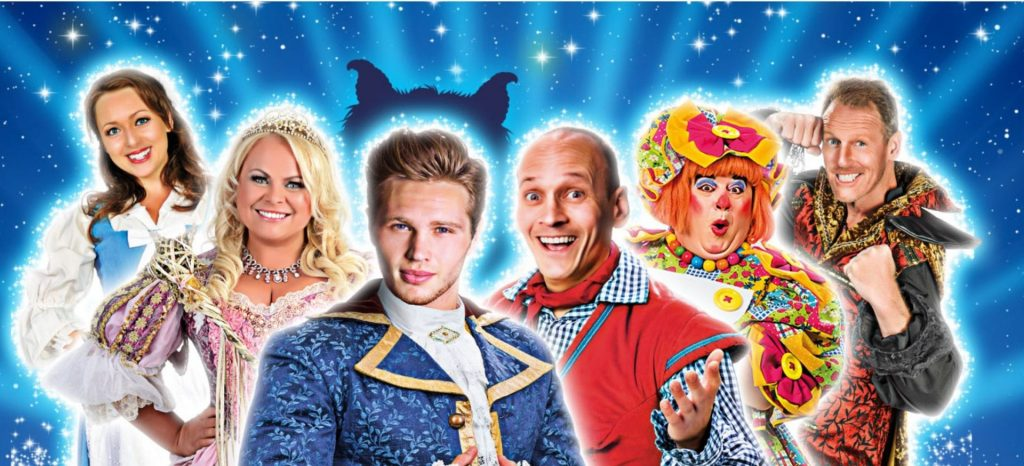 Beauty and the Beast at Blackpool Grand Theatre