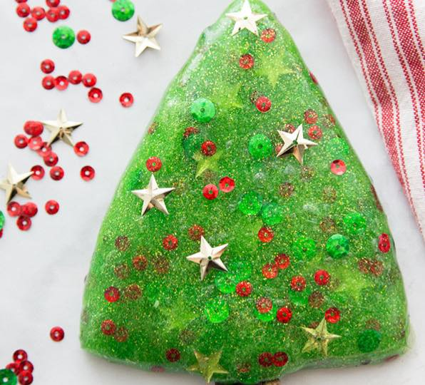 Christmas Slime Workshop at Bounce Play Centre