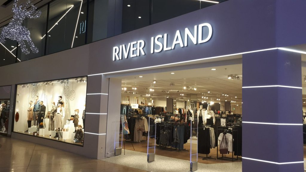 River Island at Houndshill Shopping Centre