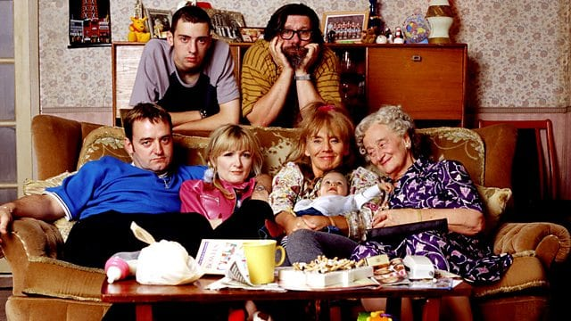 Just like Cleveleys own Royle Family! How did we get to November?