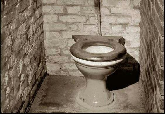 The Outside Toilet