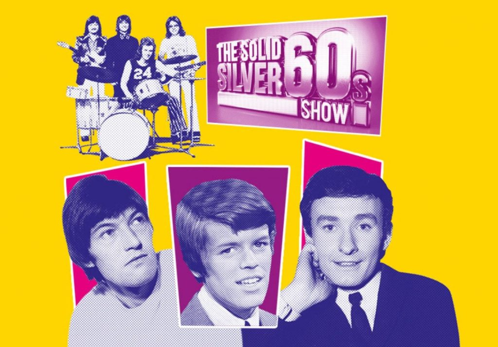 Solid Silver 60's Show at Blackpool Grand Theatre