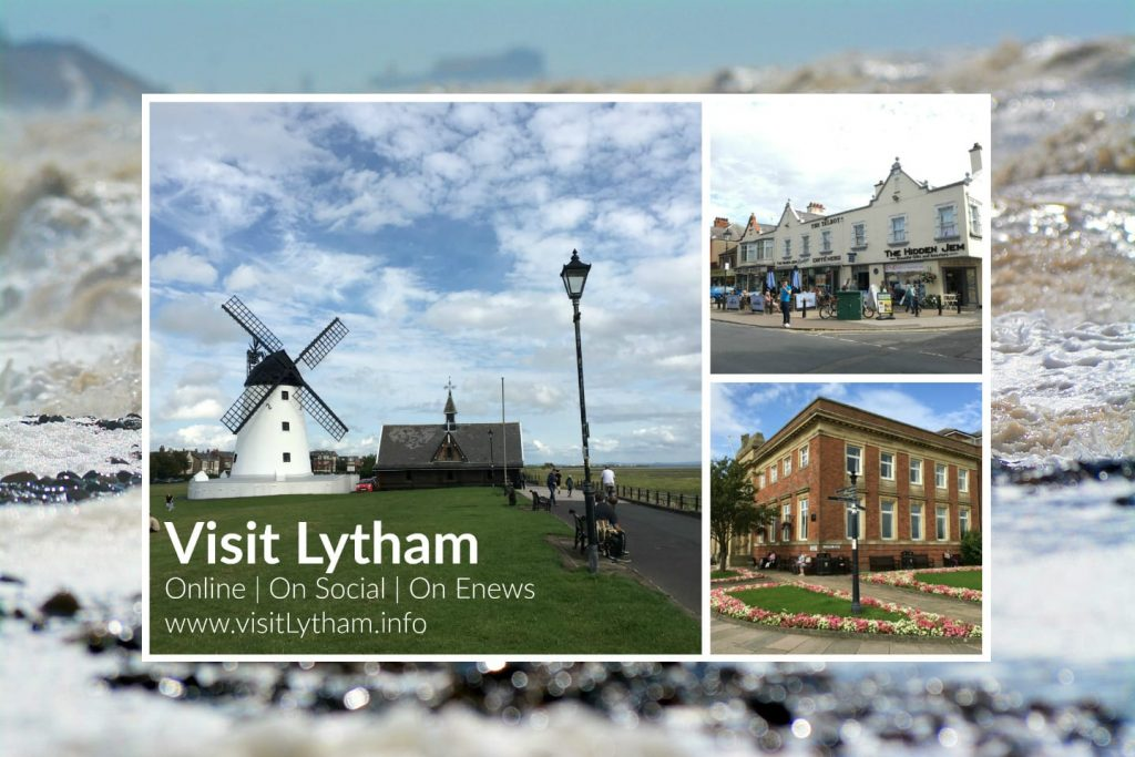 Look around the Visit Lytham website, part of the A-Z of Fylde Coast places