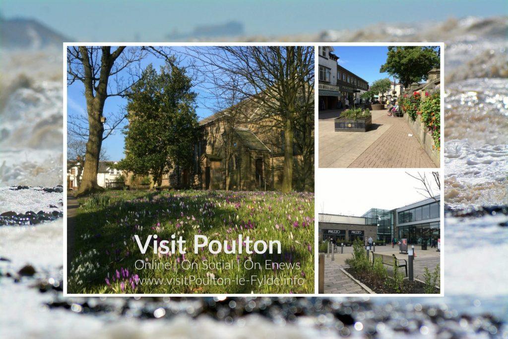 Visit Poulton, one of the A-Z of Fylde Coast places